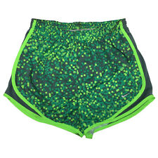 "Nike Womens Dri Fit 3.5"" Printed Tempo Running Athletic Shorts 455702"