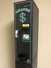 American Changer Front Load Banknote Changer Ac1000