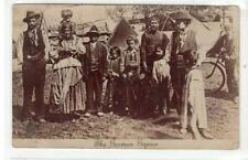 More details for the german gipsies: perthshire postcard (c53870)