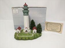 Harbour Lights Gray's Harbor Lighthouse Washington #202 267/9500 1997