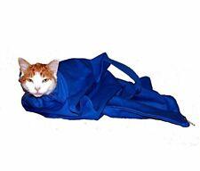 Cat Bag Comfort Carrier - (Small (for cats under 10 lbs.)|Cobalt)