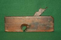 """Great User Antique Vintage Sargent 3/4"""" Skewed Moulding Plane Inv#KB10"""
