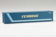 H0 Contenedor Fehring Fehu 19 01 29 de 4200 Suciedad/Arañazo o Emb.orig