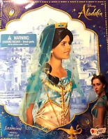 Aladdin Jasmine Headpiece Age 4 Plus Costume Accessory Halloween Cosplay