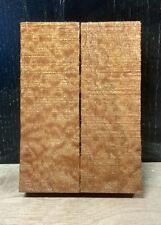 knife handle blocks blanks Figured Mahogany 150x50x25 mm REALLY RARE !!