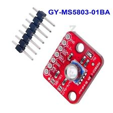 Ms5803-01ba Liquid Gas Pressure Sensor Breakout Module Board for Arduino I2c SPI