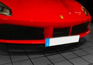Ferrari 488 (GTB/SPIDER) - Carbonio No-Drill Number Plate Mount