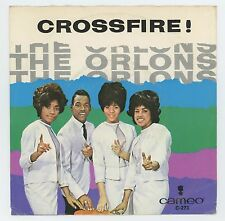 The Orlons 1963 Cameo 45rpm Crossfire! b/w It's No Big Thing  Northern Soul