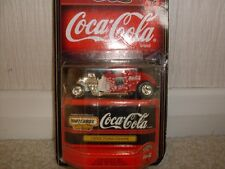 COCA COLA MATCHBOX COLLECTABLES 1933 FORD COUPE NEW BLISTER PACK SEALED