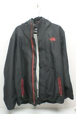 Northface 2 in 1 Dry Vent Jacket Red and Black Pre-owned Size XL