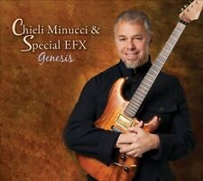 Genesis [Digipak] * by Chieli Minucci/Special EFX (CD, Jun-2013, Shanachie Reco…