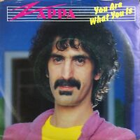 "Frank Zappa You Are What You Is/Harder Than Your Husband (PS)7"" Vinyl Single"
