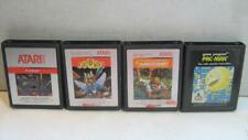 Lot of 4 Atari 2600 Games Joust Jungle Hunt Pac-Man & Phoenix Tested & Works