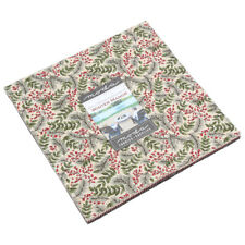 """Moda FABRIC Layer Cake ~ WINTER MANOR ~ Holly Taylor (6770LC) 42 - 10"""" squares"""