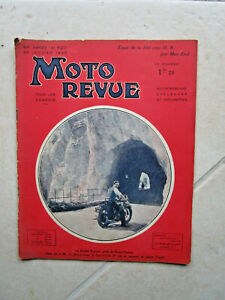 Moto Revue N°620  ; 26 janvier 1935 :  essai 100 cmc M.R à moteur SACH