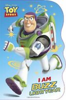 I Am Buzz Lightyear (Disney Pixar Toy Story) by Tillworth, Mary Book The Cheap