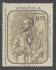 Venezuela 1966 Arturo Michelena Paintings set Sc# 899/C929 NH