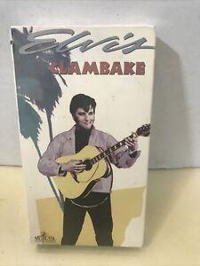 Clambake (VHS, 1987, Movie Time)