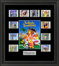 Bedknobs and Broomstcks Framed 35mm Film Cell Memorabilia Filmcells Movie Cell