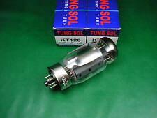 Kt120 Tung-Sol matched pair per tubi AMPLIFICATORE (kt88 6550 kt90) Tube Amp