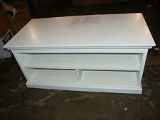 Pottery Barn Kids Thomas Coffee Table TV Media Cabinet Stand storage bed bench W