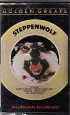 Steppenwolf-Golden Greats music cassette