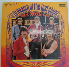 THE MOODY BLUES EN SEARCH OF THE LOST CHORD DERAMIC SOUND SYSTEM SML711 (f592)