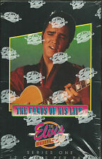 The Elvis Collection Series 1 factory Sealed Box issued by the River Group