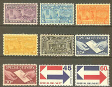 9-US SPECIAL DELIVERY-MINT-FINE-V/F