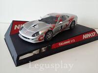 "SCX Scalextric Slot Ninco 50222 Callaway C12 ""Callaway"" - Nº1"