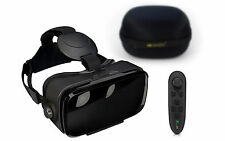 VR Brille Bundle / Set | Bluetooth Controller & Case für Smartphones 360 Virtual