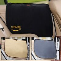 2x Pet Dog Seat Cover Car Front Rear Door Panel Protector Scratch Guard for Dog