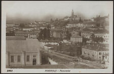 cartolina PINEROLO panorama