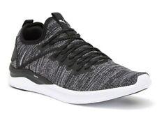 PUMA IGNITE Flash evoKNIT Men's Training Running Shoes Sneakers Size 11 Grey
