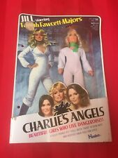 Vintage 1977 doll Farrah Fawcett Majors as Jill Charlie's Angels