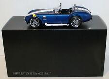 Artículos de automodelismo y aeromodelismo Kyosho color principal azul de escala 1:18