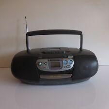 N2219 RADIO CASSETTE JVC CD PORTABLE SYSTEM MDEL N° RC-QS10BK JAPAN PN France