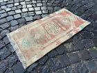 VINTAGE HAND WOVEN TURKISH RUG MADE IN 1950, CLEAN AND READY TO USE   1,6 x 3,1