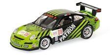 Porsche 911 Gt3 Ed Brown Imsa Gt3 Challenge 1:43 Model MINICHAMPS