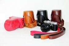 Camera case bag Grip Strap for Fujifilm Fuji X-A2 X-A3 XM1 XA1 XA2 XA3 XA10