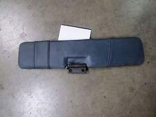 Maserati Spyder M138, LH Left Blue Sunvisor, Used, P/N 9811053
