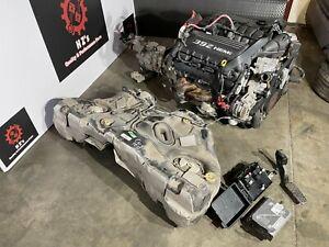 DODGE CHALLENGER SRT-8 2013-2015 OEM 6.4L 392 ENGINE MOTOR MANUAL TRANSMISSION