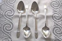 1847 Rogers Bros/International Silverplate FIRST LOVE 4 Oval Soup Spoon/1937