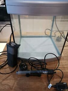 Aqua Start 320 by Aqua One Fish Tank - 28 Liters - With Extras Heater & Filter