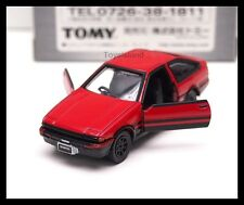 TOMICA LIMITED TL TOYOTA SPRINTER TRUENO LEVIN AE86 1/61 NEW DIECAST RED