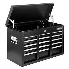 Giantz TB9DRCHESTBK 9 Drawer Mechanic Tool Box