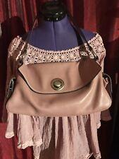 Clasic Marc Jacobs rose quartz colorLeather Shoulder Bag Dusty Rose Pink $595