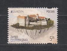CEPT Polonia 2017 Mer MNH ** Castles