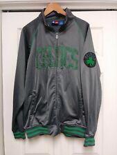 Men's NBA Majestic Boston Celtics Warm Up Jacket Size XLT