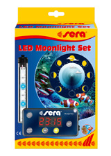 sera LED Moonlight Set Mondphasensimulation f Terrarien Aquarien Süßwasser Meer